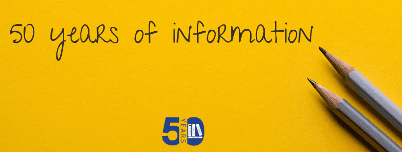 50 years of Information