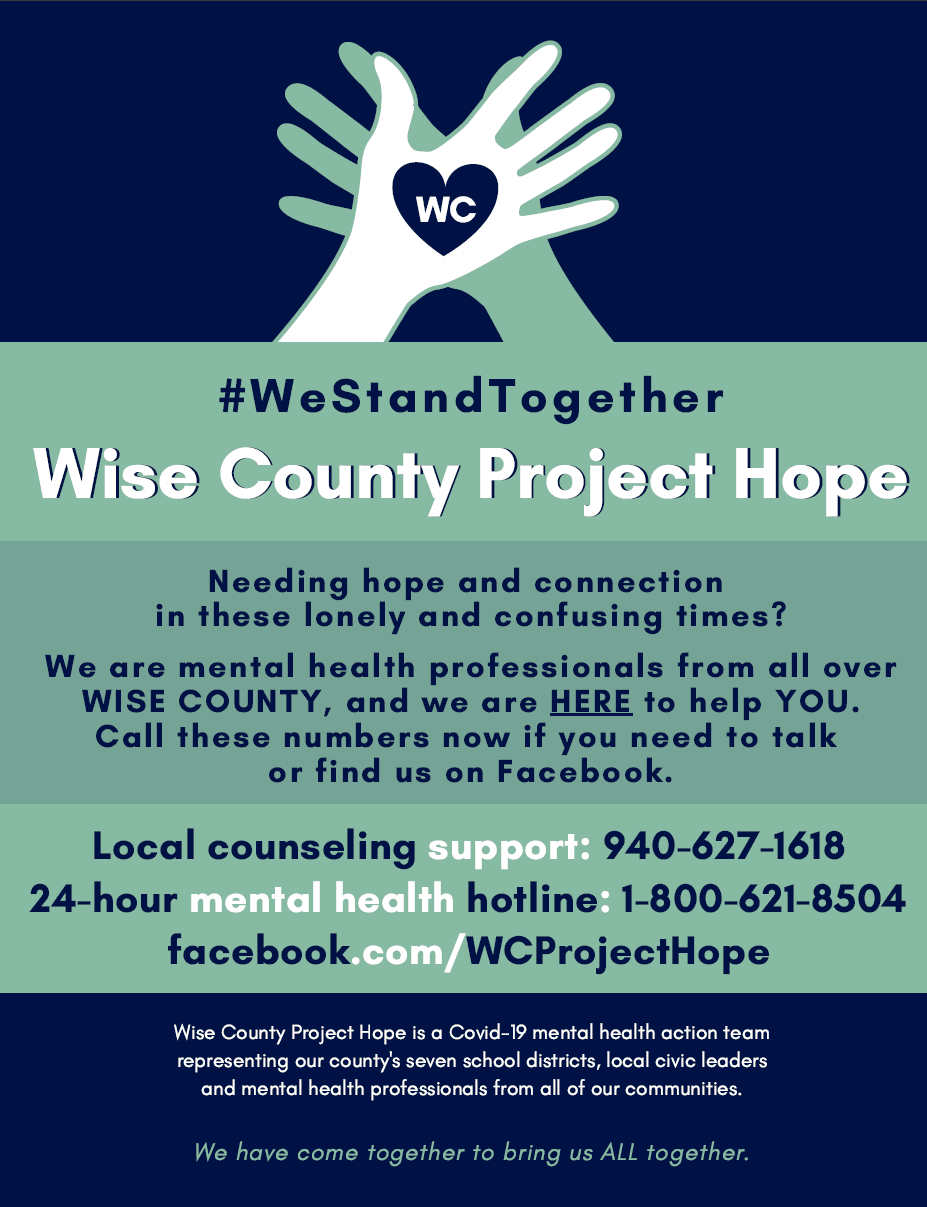 Wis County Project Hope