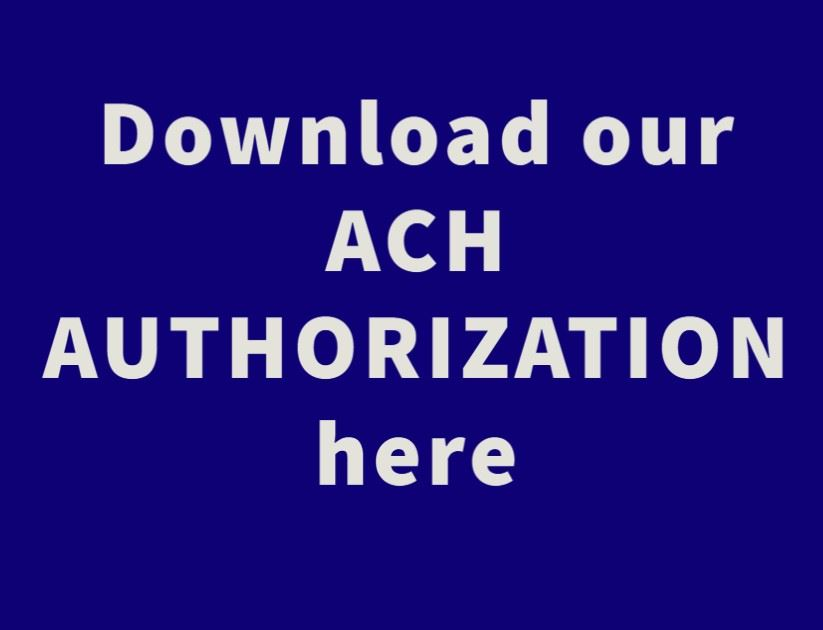 Download ACH Authorization button Opens in new window