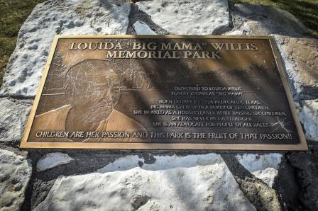 Big Momma Plaque